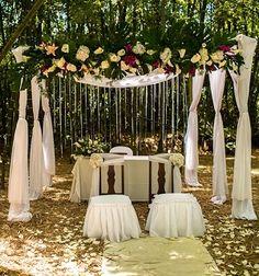 bodas al aire libre - Buscar con Google                                                                                                                                                                                 Más
