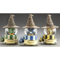 Harry Potter® Snow Globe Collector's Set