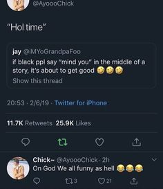 Twitter Quotes Funny, Funny Relatable Quotes, Funny Video Memes, Funny Tweets, Tweet Quotes, Funny Black Memes, Stupid Funny Memes, Funny Facts, Real Talk Quotes