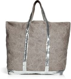 I'll take two!  One in grey and one in natural!  Love me some Vanessa Bruno. Now need to go to Paris!