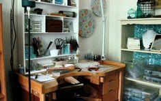 jewelry studio ideas | Etsy - About ShiloHome Jewelry Studio