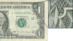 >The Secrets/Strange symbols of the One dollar bill | ...a very random blog
