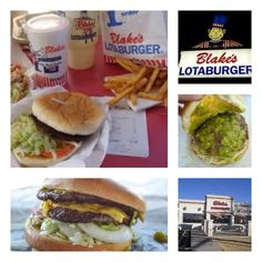 Blake's Lotaburger!  A must, if you are ever in New Mexico!