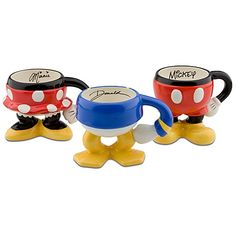 Steven has wanted the Mickey and Minnie set of these for years! Anniversary???