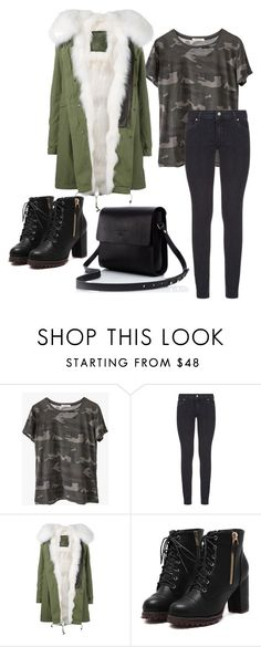 """Untitled #355"" by ema-jones ❤ liked on Polyvore featuring Ragdoll, Paige Denim and Mr & Mrs Italy"