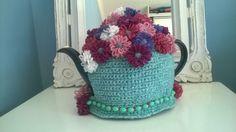 Grandma Mary Tea Cosy Pattern – ayarnyrobin                                                                                                                                                                                 More