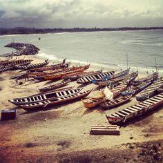 cape coast, ghana, africa. May 2013. Can't wait!