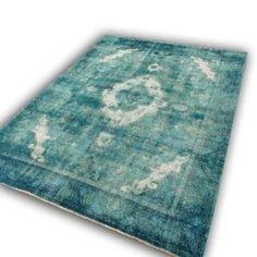 Hip trendy& vintage ; recoloured en patchwork tapijten. 150 stuks op voorraad. Bezoek onze webshop voor de actuele (grote) voorraad. Vandaag bestelt is morgen in huis, gratis levering en