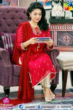 Casual Formal Dresses, Pakistani Actress, Western Dresses, Salwar Suits, Anarkali, Fashion Styles, Party Wear, Scarves, Sari