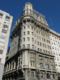 Edificios y Monumentos de Buenos Aires: Railway Building