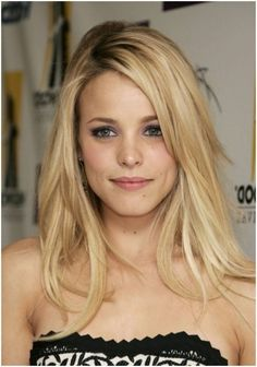 Blonde Long Layers On Medium Length Hair More