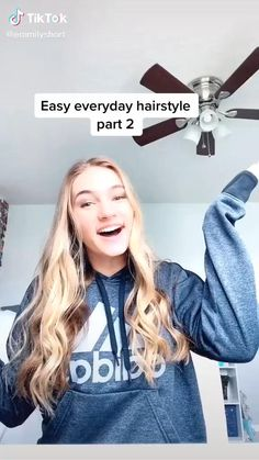 halfup twist hairstyle video in 2020  easy hairstyle