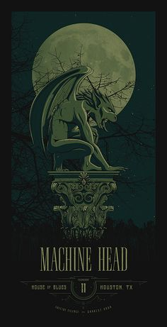 Machine Head - Anonymous Ink & Idea