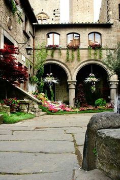 Viterbo,Italy / Posed by. Art,Craft & Architecture