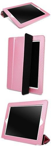 iPad 2 Satin Pink Smart Case. It covers all sides! $49.95 products-i-love