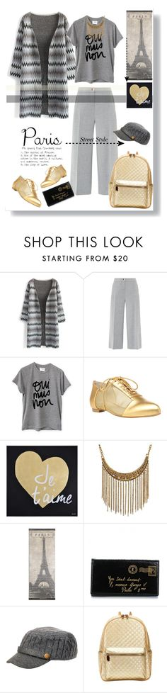 """""""Untitled #238"""" by marina-kar ❤ liked on Polyvore featuring Chicwish, Ted Baker, Sincerely, Jules, Alepel, Ren-Wil, Yves Saint Laurent and fallgetaway"""