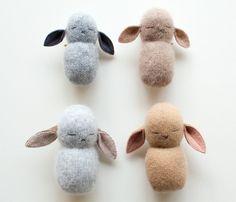 Peepers Bunnies by Sonja Ahlers