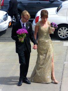 #motherofthebride #wedding #gorgeous #gold #reneruizdesigns