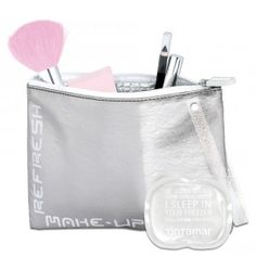 Trousse Refresh Make up blanche - Catalogue