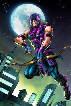 Hawkeye by Jovenal P. Mendoza
