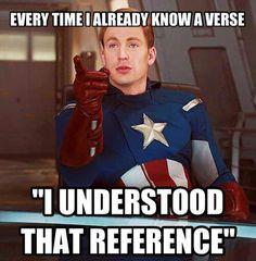 The Steve Rogers way. One of the funniest moments in The Avengers! Dc Memes, Marvel Memes, Marvel Avengers, Avengers Memes, Marvel Funny, Steve Rogers, Stark Tower, Marvel Universe, Avengers