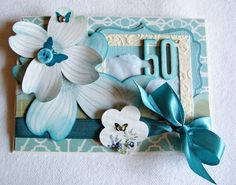 Birthday Card - 50 - Scrapbook.com