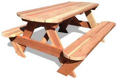 6 Genuine California Redwood Picnic Table Round Ends *** This is an Amazon Associate's Pin. Locate the item on Amazon website simply by clicking the VISIT button