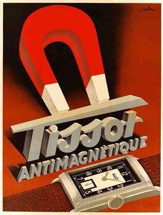 Orologio Antimagnetic