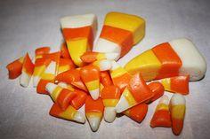 Homemade Candy Corn