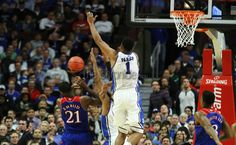 The Kansas Jayhawks managed to breakaway from what appeared to be a close game against the Duke Blue Devils. Jabari led the Blue Devils in s...