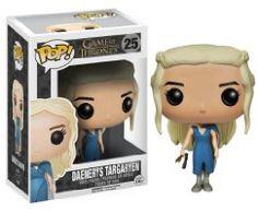 POP! Vinyl - Figura con cabeza móvil Daenerys Targaryen, Juego De Tronos (4048)