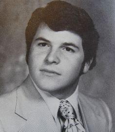 Jason Alexander's yearbook photo