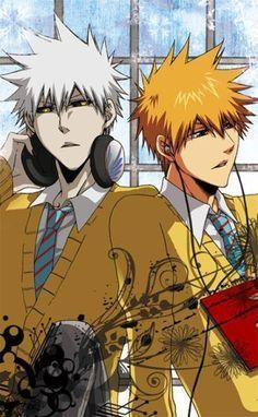 ichigo and hichigo yaoi - Google Search