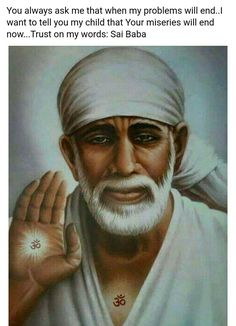 OM SAI RAM Life Quotes Pictures, God Pictures, Indian Spirituality, Hindu Quotes, Sai Baba Pictures, Sai Baba Wallpapers, Sai Baba Quotes, Rangoli Border Designs, Baba Image