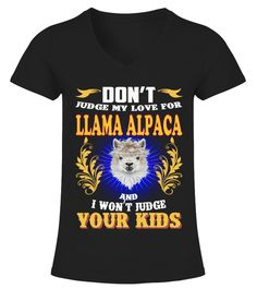 "# LLAMA ALPACA Animals Lover .  HOW TO ORDER:1. Select the style and color you want2. Click ""Buy it now""3. Select size and quantity4. Enter shipping and billing information5. Done! Simple as that!TIPS: Buy 2 or more to save shipping cost!This is printable if you purchase only one piece. so don't worry, you will get yours.Guaranteed safe and secure checkout via: Paypal 