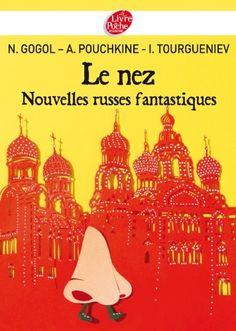 Le nez et autres nouvelles russes de Nicolas Gogol http://www.amazon.fr/dp/201322933X/ref=cm_sw_r_pi_dp_TvUbwb19WRXXJ