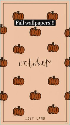 Fall wallpapers!!!