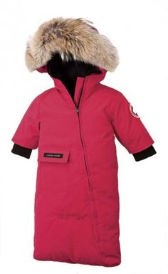 Canada Goose kids sale store - Canada Goose Baby Snowsuit Summit Pink | Canada Goose | Pinterest ...