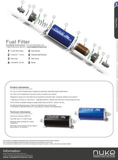 Nuke Performance - Fuel Filter