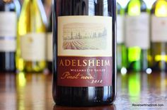 The Reverse Wine Snob: Warming Winter Reds Wine #4 - Adelsheim Willamette Valley Pinot Noir 2012. A small splurge that is well worth the price. Ships free from a sponsor.  http://www.reversewinesnob.com/2015/02/adelsheim-willamette-valley-pinot-noir.html #wine #winelover