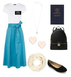 """""""LDS outfit"""" by lauhg on Polyvore featuring moda, Topshop, TIBI, MICHAEL Michael Kors, Forever 21, Ted Baker, LDS, sud y mission"""