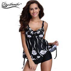 Womens Summer Chiffon Semi-sheer Bikini Cover Up Boho Stripes Triangle Digital Printing Loose Dress Asymmetric Side Split Spare No Cost At Any Cost Blouses & Shirts