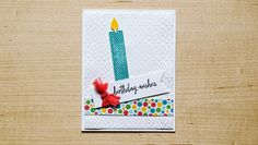 Cool Words, Birthday Cards, Birthdays, Playing Cards, Card Making, Paper Crafts, Stamping, Projects, How To Make