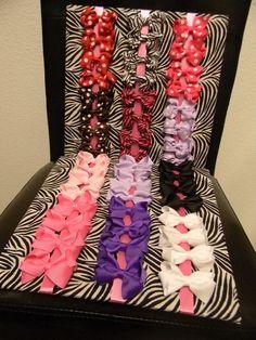 Craft Show Booth Ideas | craft fair headband display - Google Search | booth ideas