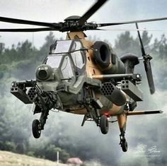 T129 Attack Helicopter, Turkey