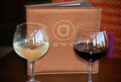 Grab a glass of wine with us tonight! Red or white? #wine #SanDiego #happyhour #DelMar
