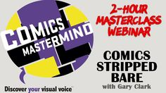 Comics Mastermind have asked Gary Clark to teach a 2 hour Masterclass on specific insights on his cartooning knowledge especially for cartoonists and comics creators. Gary Clark, Funny Character, Master Class, Discover Yourself, Comic Strips, Insight, The Creator, Cartoons, Fans
