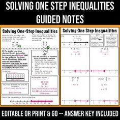 190 Math Expressions Equations Ideas Equations Math Middle School Math