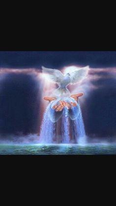 Juan.7:37-38 Si alguien tiene sed,venga a mí,y el que cree en mí,que beba.