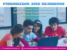 Paradigm Academy: MPPCS Classes in Mumbai - Paradigm IAS Academy